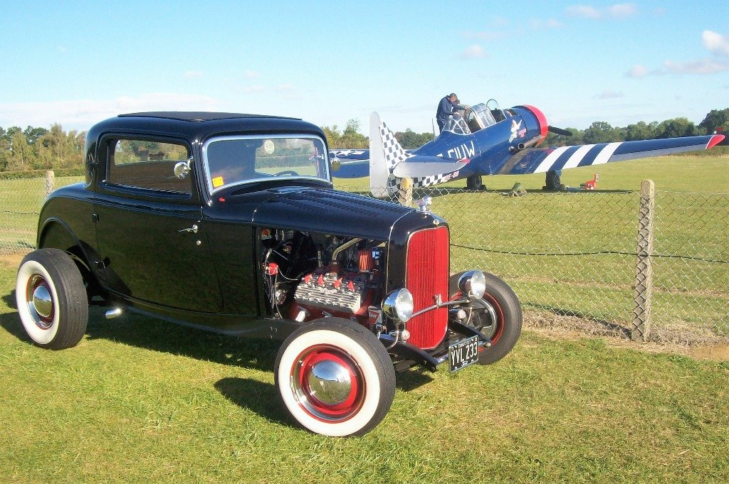 Wheres all the 32 Coupes or Sedan Hot Rods for sale in the UK ...